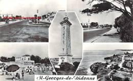 SAINT GEORGES DE DIDONNE  MULTI VUES - Saint-Georges-de-Didonne