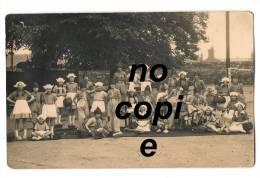 Superbe Carte Photo Deguisement Fête Tradition Enfants Ecole ? - Non Classés