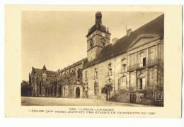 CPA - 70 - LUXEUIL-LES-BAINS - L'Eglise Achevée Par études De Charenton En 1330 - Braun 1586 - Luxeuil Les Bains
