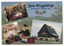 GERMANY - AK137950 Altenberg / Erzgebirge - Restaurant - Pension - Café - Zum ERzgebirge - Altenberg
