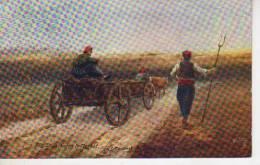 GOING TO MARKET  ARMENIA  ILUSTRACION  RARE  1910  OHL - Armenië