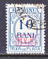German Occupation Romania 3NJ 4   (o) - Occupation 1914-18