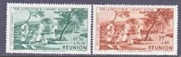 Reunion CB 2-3  *  VICHY - Reunion Island (1852-1975)