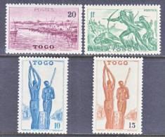 Togo 298-300a  *  VICHY - Togo (1914-1960)