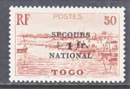 Togo B 7  *  VICHY - Unused Stamps