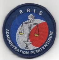 écusson Police  ERIS OBSOLETE - Police & Gendarmerie