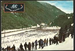 MARCIALONGA DI FIEMME E FASSA Cavalese 1974 - Trento
