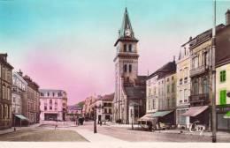 88= SAINT DIE......Place St  Martin    ( Cornage Coin .G.Bas ) - Saint Die