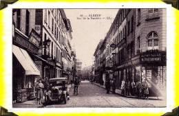 CP  N°88   Elbeuf  -  Automobile Rue De La Barrière-  76 Seine Maritime - Elbeuf