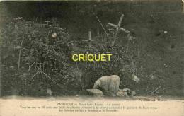 Cpa 69 Monsols, Mont St Rigaud, La Source - France