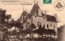 33 Arcachon Moulleau Villa Sainte Anne - Arcachon