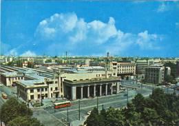 Postcard, Romania, Stationary, Stationery, Bucharest - North Railway Station - Trains