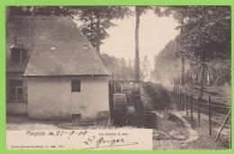 Meise - Meysse  - Le Moulin à Eau  Obl. *RELAIS*  Meysse 1904 - Watermolen - Meise