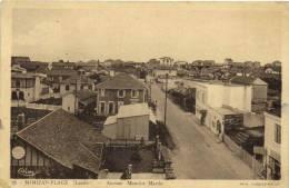MIMIZAN PLAGE  Avenue Maurice Martin Recto Verso - Mimizan Plage