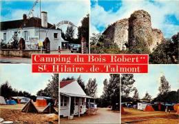 ST HILAIRE DE TALMONT        CAMPING - France
