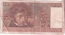 Billet Français De Dix  Francs 1976 A - Unclassified