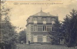 KASTERLEE 1913   CASTERLE  VILLA MR BARON VAN DE GRACHT -  DE ROMMERSWAEL - Kasterlee