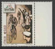 "Italy Italie Italia 2009 Mi 3297 ** Centenary ""Giro D'Italia"" – Scene Of First Giro (1909) / Radrennen / Wielrennen - Cycling"