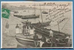 33 - ARCACHON --  Arrivée De La Pêche - Arcachon