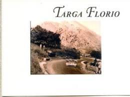 X TARGA FLORIO PUBBLICITARIA GRANDE FORMATO 12X16 ALFA ROMEO 33 Nuova NON VIAGGIATA - Motorsport