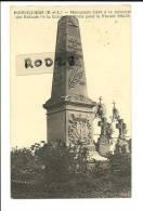 CPA 28 Poisvilliers - Monument élevé à La Mémoire Des Enfants De La Commune Morts Pour La France En 1914 - 18 - France