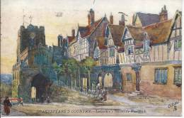 5556 - Shakespeare's Country Leicester' Hospital Warwick - Leicester