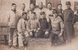 CPA 90 BELFORT,Carte-Photo De Belfort En 1911. - Belfort - Ciudad