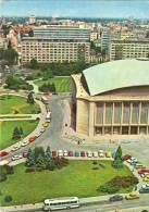 Postcard, Stationery, Stationary, Romania,  Bucharest - Palace Hall - Entiers Postaux