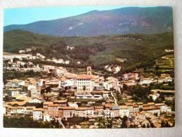 CP 66 ST SAINT LAURENT DE CERDANS  -  Vue Panoramique  - L'église - Les Moulins - Other Municipalities