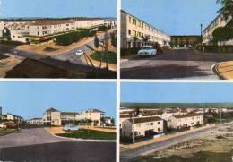 """CPSM  -  VILLEPREUX  (78)  Résidence  La """" HAIE - BERGERIE """"  Avenues De Touraine, Du Languedoc ,des Clayes,Rue D' Anjou - Villepreux"""