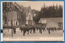 33 - ARCACHON -- Ecole St Elme -  Partie De Baskest Ball - Arcachon