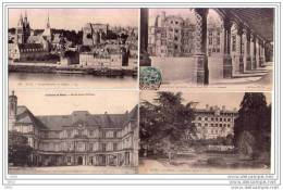 LOT  De 4  CPA  -  BLOIS - Blois