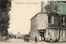 (28)    VOVES - Carrefour De La Gare - France