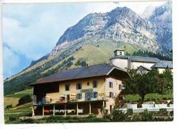 MONTMIN Col De La Forclaz Auberge AU CHARDON BLEU - Other Municipalities