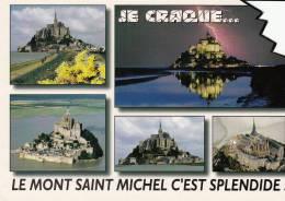 Le Mont Saint Michel C'est Splendide Multivues - Le Mont Saint Michel