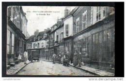 45 - CHATILLON COLIGNY - LA GRANDE RUE - Chatillon Coligny
