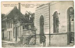Oorlog 1914-1917    Puinen Te Poperinge - Poperinge