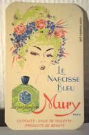 Les PARFUMS De { MURY  } - Perfume Cards
