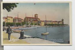 LA CIOTAT : Le Port Et La Cathédrale - 4 La Cigogne - La Ciotat