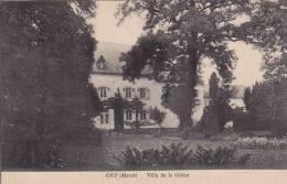 Orp 4: Maret. Villa De La Ghète 1924 - Orp-Jauche