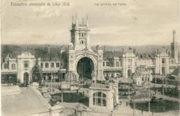 Liège - Expo Internationale 1905 - Vue Générale Des Halles ( Voir Verso ) - Liege