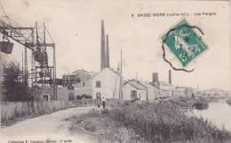 ¤¤   9 - BASSE-INDRE - Les Forges   ¤¤ - Basse-Indre