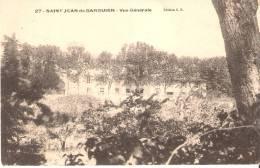 13 SAINT JEAN DE GARGUIER Vue Generale - Autres Communes