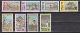 Tokelau 1976 Mi. 42-49** MNH - Tokelau