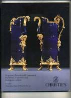 - IMPORTANT FRENCH AND CONTINENTAL FURNITURE ............ CHRISTIE'S  LONDON 1994 - Libri, Riviste, Fumetti