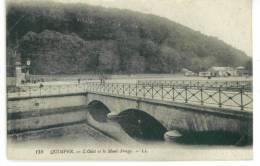 CP Quimper  L'Odet Et Le Mont Prugy - Quimper
