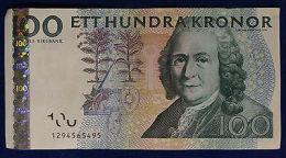 DENMARK 100 KRONER 2002 PICK # 61a VF - Danimarca