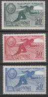 MAROCCO  1961  SPORT SET  MNH - Marocco (1956-...)