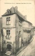 : Réf : P-12- 0491 : Thouars Hôtel Des Trois Rois - Thouars