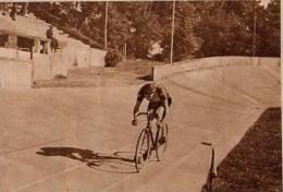 ARCACHON VELODROME 1947 - Non Classificati